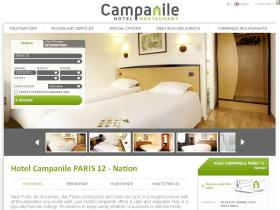 campanile-paris-12-nation.fr