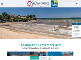 camping-laguichardiere.net