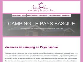 camping-le-pays-basque.fr