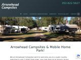 campsitesarrowhead.com