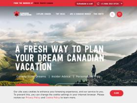 canadavacations.com