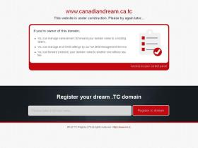 canadiandream.ca.tc