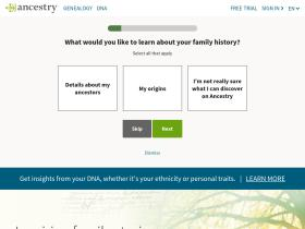 canadiangenealogy.ca