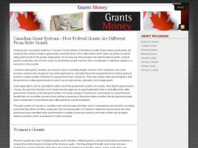 canadiangovgrants.info