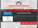 canadianpowerliftingfederation.com