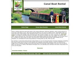 canalboatrental.co.uk
