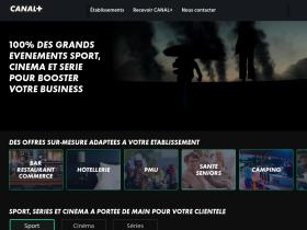 canalespacepro.canal-plus.com