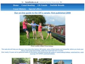 canalguide.co.uk