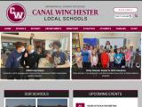 canalwinchesterschools.org