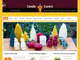 candlecavern.co.uk