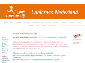 canicrossnederland.nl