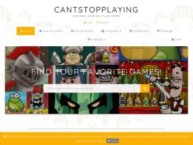cantstopplaying.com