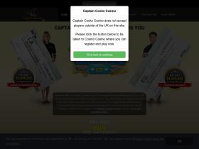 captaincookcasino.co.uk
