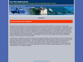 car-hire-switzerland.co.uk