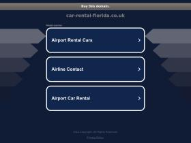 car-rental-florida.co.uk