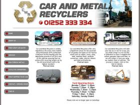 carandmetalrecyclers.co.uk