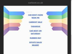 carboot.co.uk