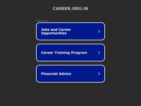 career.org.in