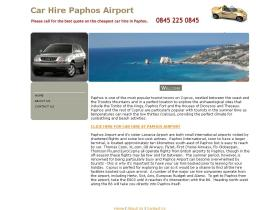 carhirepaphosairport.co.uk