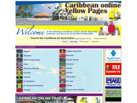 caribbeanonlineyellowpages.com