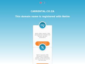 carrental.co.za