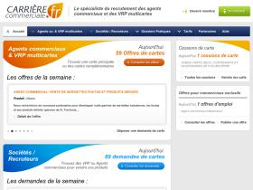 carrierecommerciale.fr