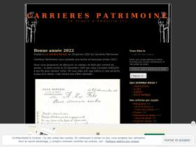 carrierespatrimoine.wordpress.com