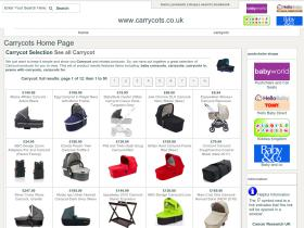 carrycots.co.uk