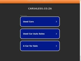 cars4less.co.za