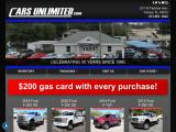 carsunlimited.co