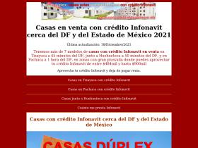 casasconcreditoinfonavit.com.mx