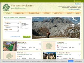 casasruralesleon.net