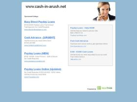 cash-in-arush.net