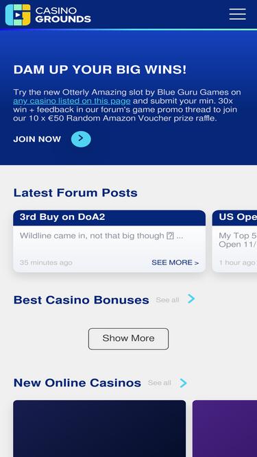 Casinogrounds Com Traffic Ranking Marketing Analytics Similarweb