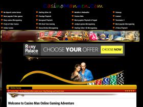 casinomannen.com