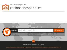 casinosenespanol.es