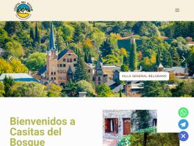 casitasdelbosque.com.ar