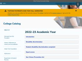 catalog.waketech.edu