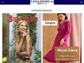 Catalogue Fr Analytics Market Share Stats Traffic Ranking