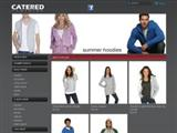cateredclothing.com