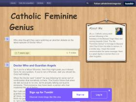 catholicfemininegenius.tumblr.com