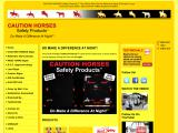 cautionhorses.com