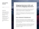 cavecountryweather.com