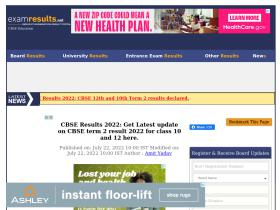 cbse.examresults.net