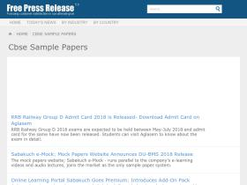 cbsesamplepapers.347405.free-press-release.com