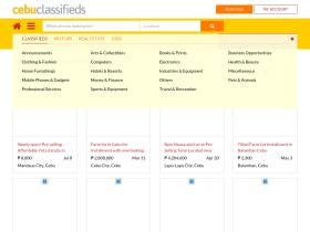 cebuclassifieds.com