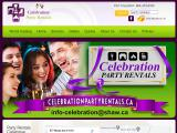 celebrationpartyrentals.ca