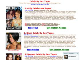 celebritysextapes.com
