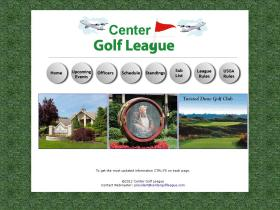 centergolfleague.com