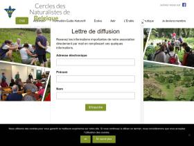 cercles-naturalistes.be